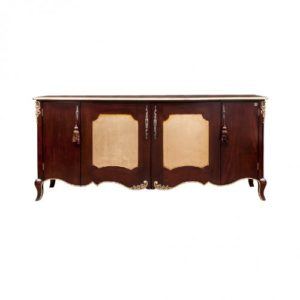4 DOOR LOUIS XV SIDEBOARD