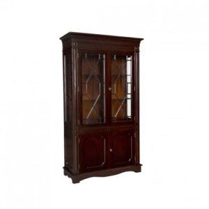 LLEWELYN 2 DOOR BOOKCASE
