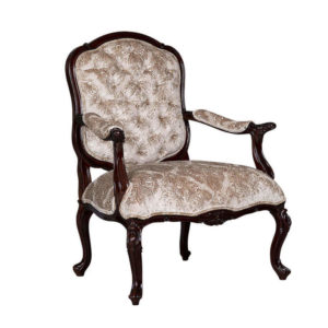 CHANELLE LOUNGE CHAIR 2MTS FABRIC