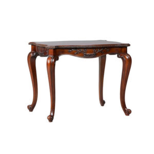 FRENCH LAMP TABLE MAHOGANY