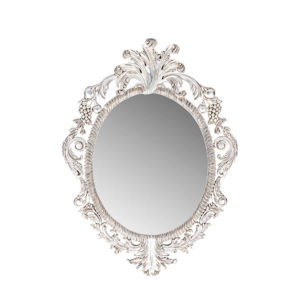 DIANA ENTRANCE MIRROR SILVER