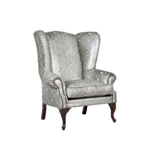 LLEWELYN WINGBACK 6MT FABRIC FRAME ONLY