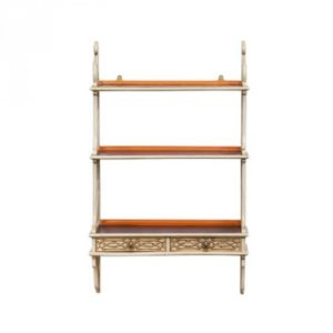 Chippendale 2 Drawer Hanging Shelf