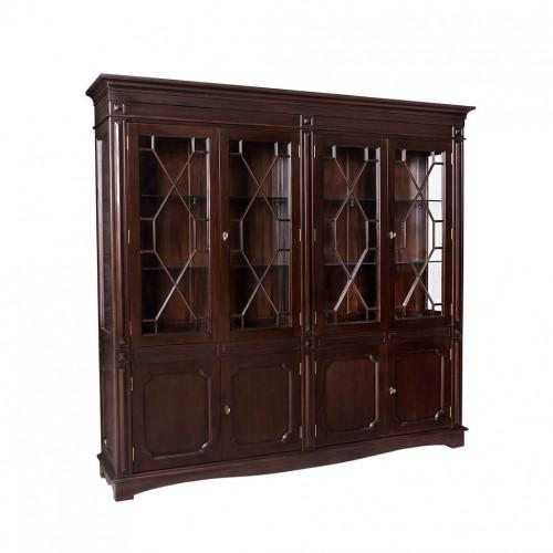 Llewelyn 4 Door Bookcase