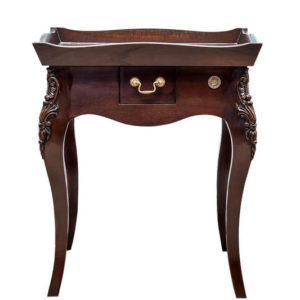 TRAY TOP LAMP TABLE