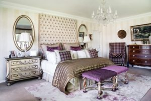 7 tips for adding a touch of glam to your interior