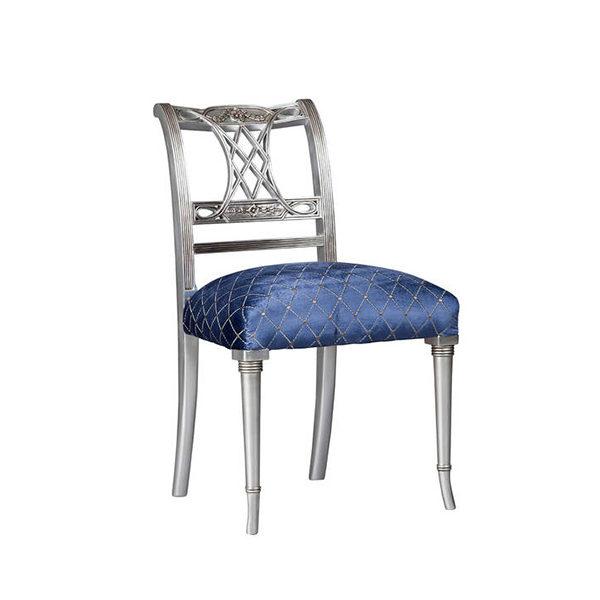 Cross Stick Side Chair 0.8 Mt Per Chair