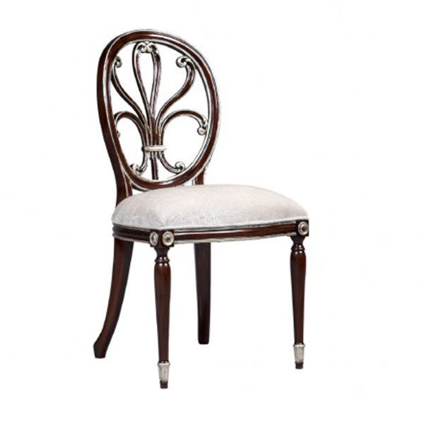 Hepplewhite Side Chair Fabric 0.8 Mt Per Chair