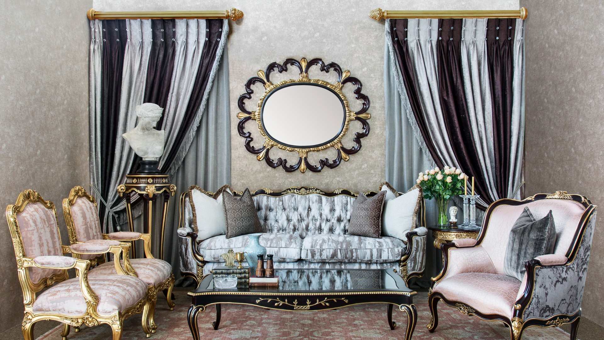 Luxury furniture trends from around the world