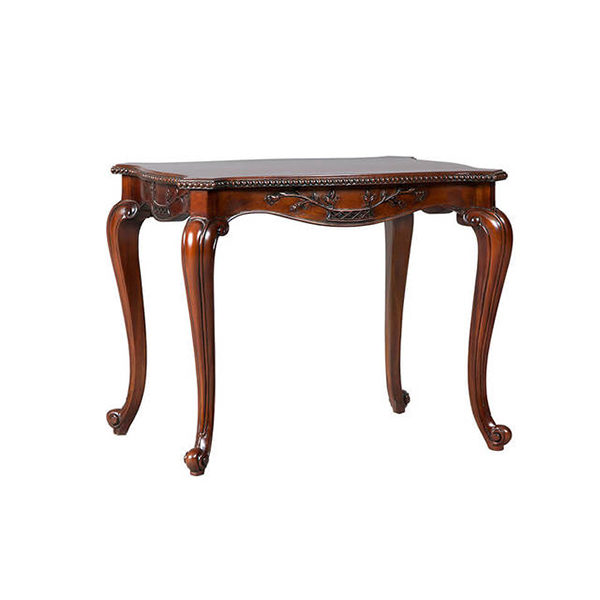 French Lamp Table Mahogany