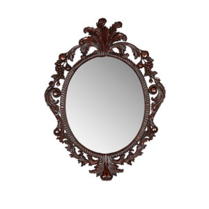 Diana Entrance Mirror Mahogany