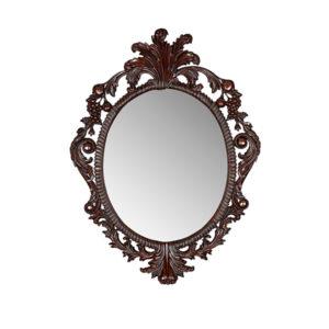 Diana Entrance Mirror Mahogany
