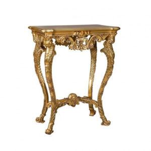 Decorative Urn Stand Gold