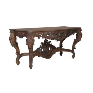 William Carved Console