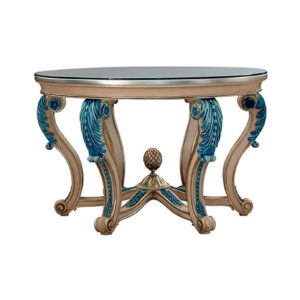 ACORN BASE 6 LEG ENTRANCE HALL TABLE