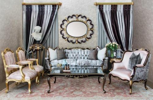 Lounge Setting 8