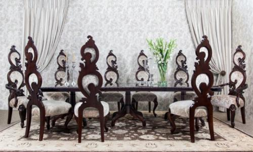Dining Room Setting 6